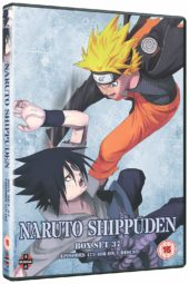 Naruto Shippuden Box Set 37 Review