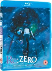 Anime Limited Announces Re:ZERO Standard Editions, Part 1 Replacement Scheme