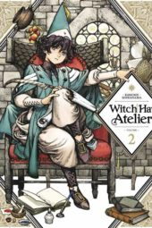 Witch Hat Atelier Volume 2 Review
