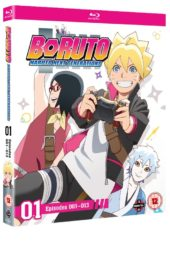 Manga UK Comments on Boruto Packaging Error