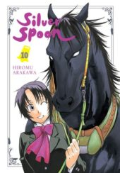 Silver Spoon Volume 10 Manga Review