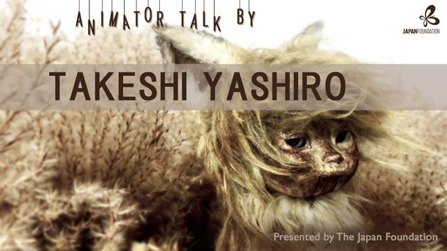 Animator Talk Takeshi Yashiro
