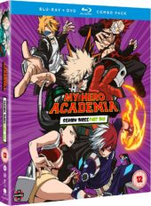 My Hero Academia – Season 3 Part 2 Review