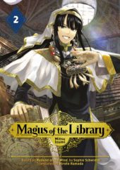 Magus of the Library Volume 2 Review