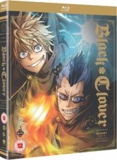 Black Clover Season 1 Part 5 Review