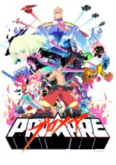 Hiroyuki Imaishi & Studio Trigger's PROMARE Heads to UK & Ireland Theatrically this November (UPDATED)
