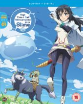 That Time I Got Reincarnated as a Slime Season 1 Part 1 Review