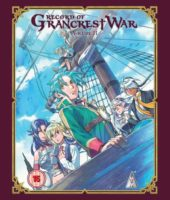Record of Grancrest War Volume 2 Review