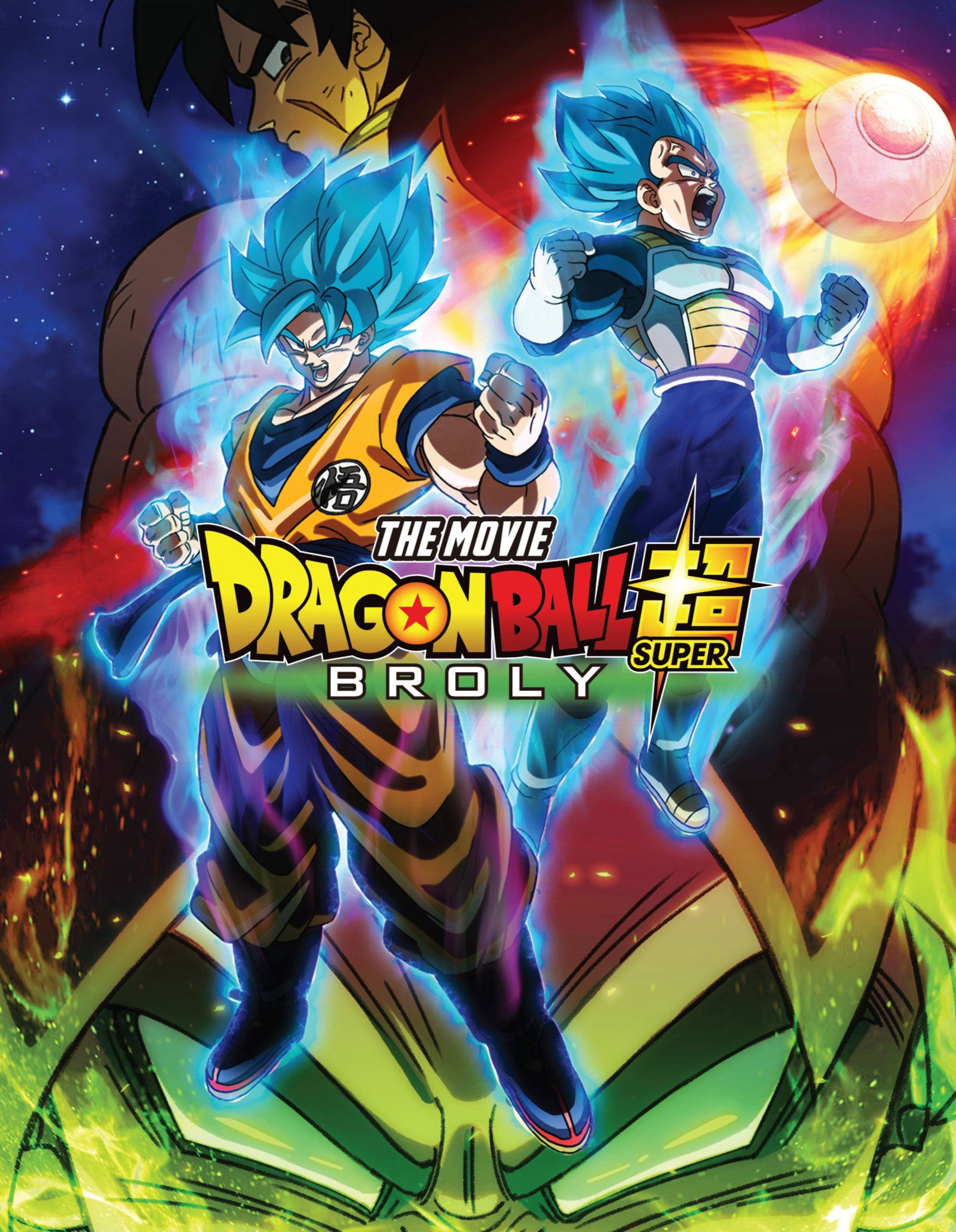 Dragon Ball Super Broly Stream Japanese