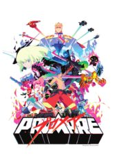 Studio Trigger's PROMARE UK Blu-ray & DVD Details Revealed with June 2020 Release Window