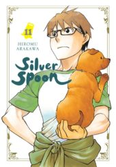 Silver Spoon Volume 11 Review