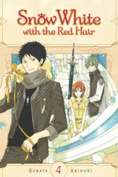 Snow White with the Red Hair Volume 4 Review