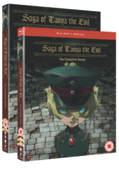 Saga of Tanya the Evil: The Complete Series Review