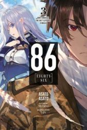 86: Eighty-Six Volume 3 Review