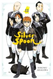 Silver Spoon Volume 12 Review