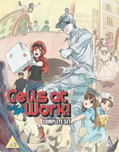 Cells at Work! Review