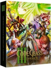 Code Geass: Lelouch of the Rebellion III – Glorification Review