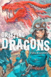 Drifting Dragons Volume 1 Review