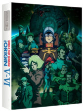 Mobile Suit Gundam: The Origin V & VI Collection Review