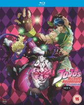 JoJo's Bizarre Adventure Set 1 Review