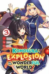 Konosuba: An Explosion on this Wonderful World! Volume 3 Review
