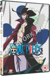 Manga Entertainment Schedules UK Release for One Piece Collection 21
