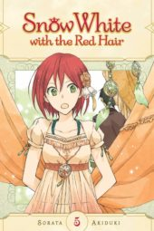 Snow White with the Red Hair Volume 5 Review
