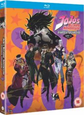 JoJo's Bizarre Adventure Set 3: Stardust Crusaders Part 2 Review