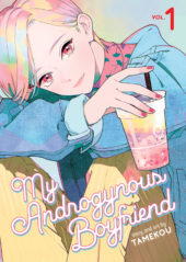 My Androgynous Boyfriend Volume 1 Review