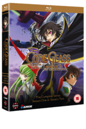 Code Geass: Lelouch of the Rebellion – Complete Series Collection Review