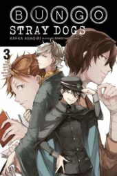 Bungo Stray Dogs (Light Novel) Volume 3 Review