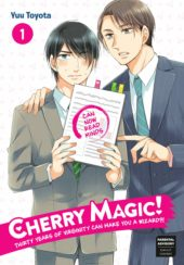 Cherry Magic! Thirty Years of Virginity Can Make You a Wizard?! Volume 1 Review