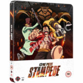 One Piece: Stampede Blu-Ray Steelbook Releasing in June