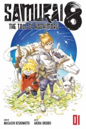 Samurai 8 – The Tale of Hachimaru Volume 1 Review
