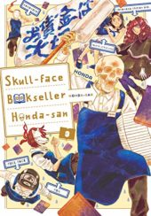 Skull-face Bookseller Honda-san Volume 3 Review