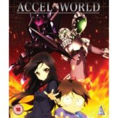 Accel World Collection Blu-ray Review
