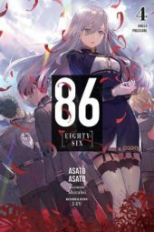 86: Eighty-Six Volume 4 Review