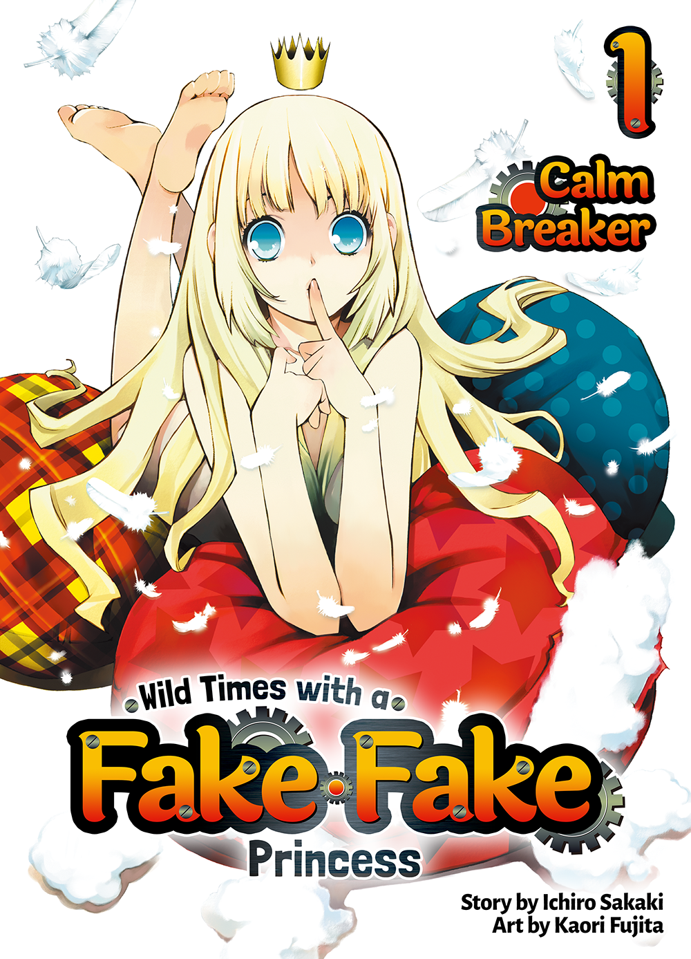 Wild Times with a Fake Fake Princess cover