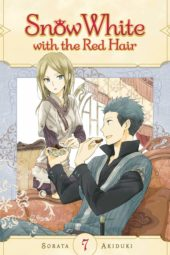 Snow White with the Red Hair Volume 7 Review