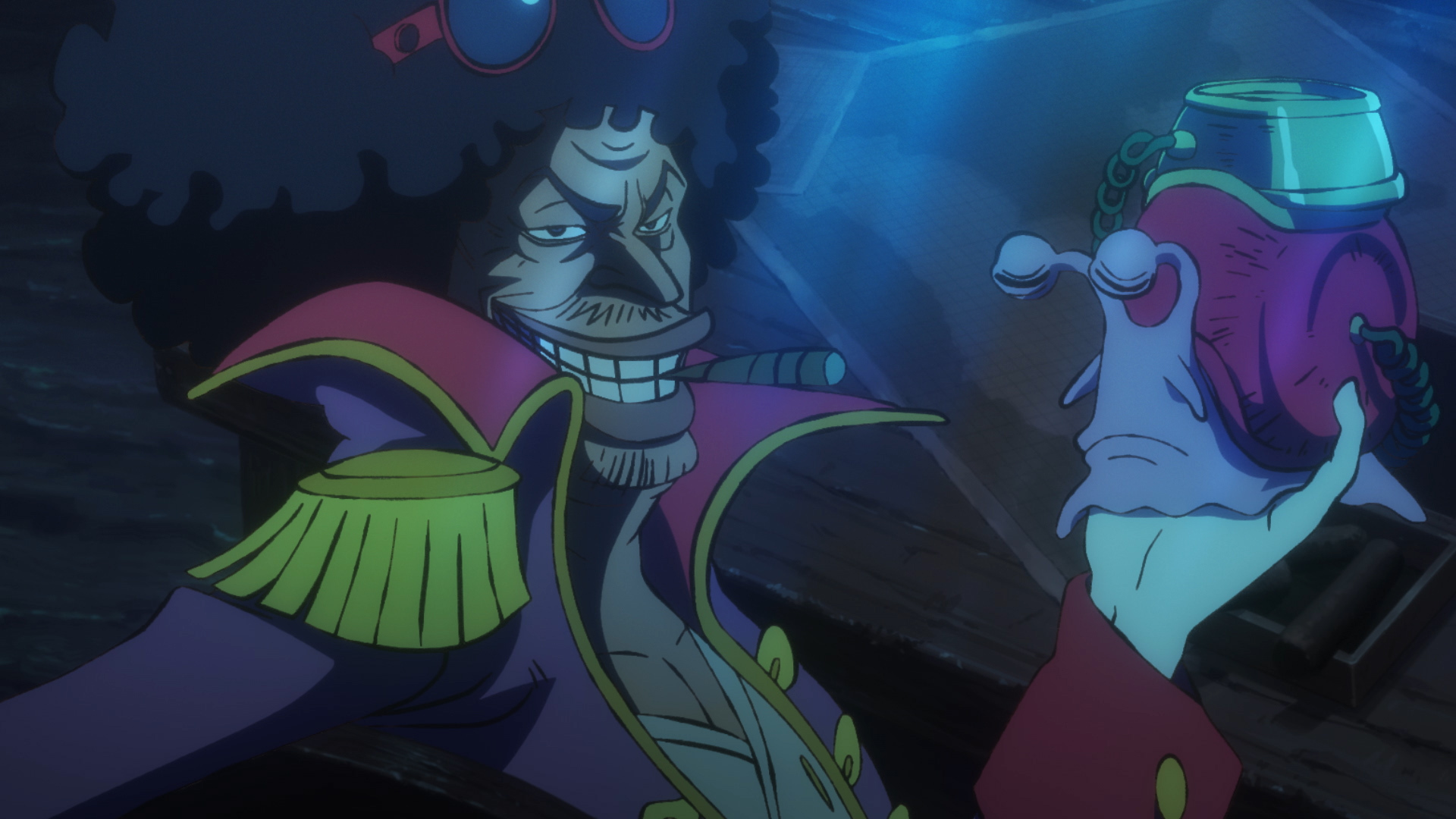 One Piece Stampede Review Anime Uk News