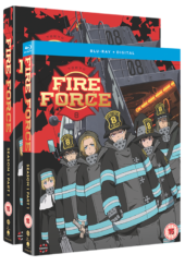 Fire Force Season 1 Part 1 Review