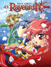Magic Knight Rayearth & Rayearth OVA Series Coming to the UK this July from Anime Limited