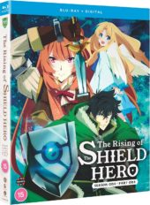 The Rising of the Shield Hero Season 1 Part 1 Review