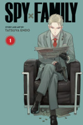 Spy X Family Volume 1 Review