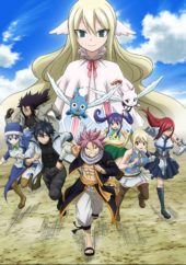 Manga Entertainment Schedules More Fairy Tail Anime Collections, Fairy Tail Zero & Final Season