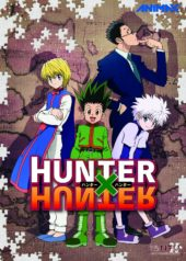 Funimation UK/IE to stream Hunter x Hunter (2011 anime series)