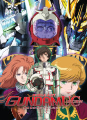 Anime Limited Schedules Mobile Suit Gundam Unicorn Blu-ray for this September