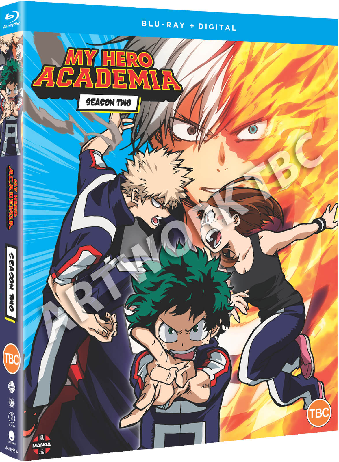 Manga Entertainment Schedules More My Hero Academia With Heroes Rising Season 4 More Anime Uk News