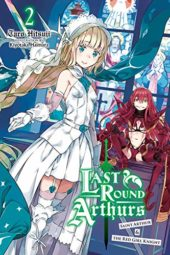 Last Round Arthurs Volume 2 Review