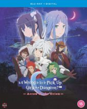 Is It Wrong to Try to Pick Up Girls in a Dungeon?: Arrow of the Orion Review